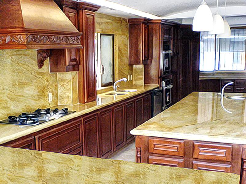 Vael marmoles granitos y marmoles tableros de cocina en marmol y granito - Marmoles para cocinas ...