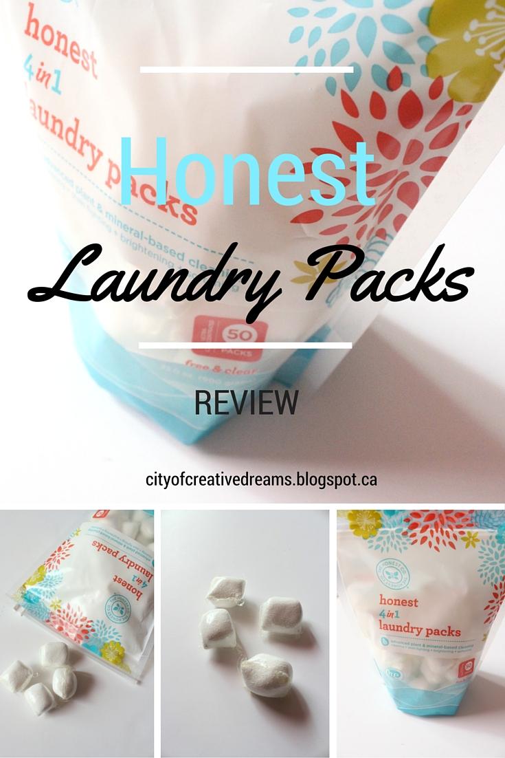 honest laundry packs review