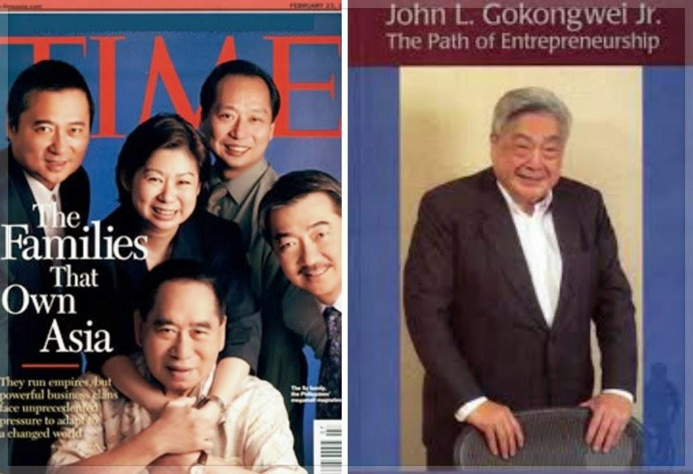 henry sy and john gokongwei business case study