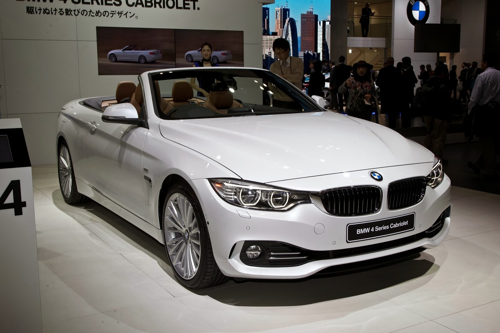 german cars blog bmw 4 series cabriolet. Black Bedroom Furniture Sets. Home Design Ideas