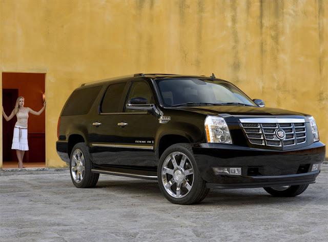 エスカレード | Cadillac Escalade(2007- )