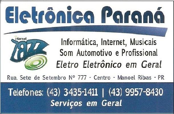 ELETRÔNICA PARANÁ