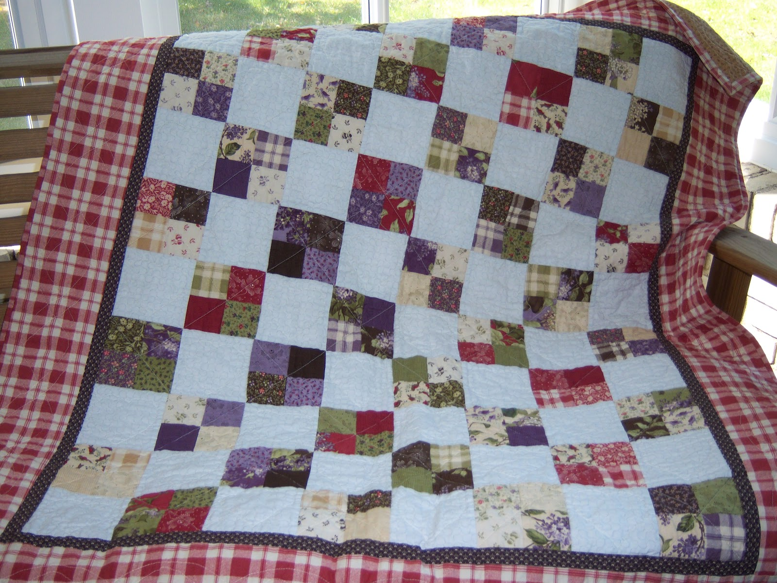 K S Quilting Korner Charity Quilting