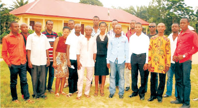 Youth body inaugurated in Ikot Ekpene
