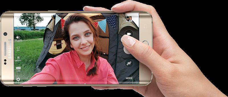 Galaxy S6 Edge+ camera