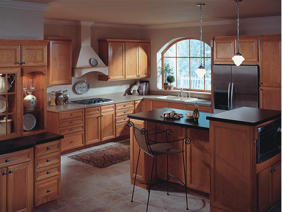 Top Standard Oak Kitchen Cabinets 908 x 682 · 93 kB · jpeg