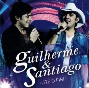 Frente 300x297 Download CD Guilherme & Santiago   Até o Fim   2012