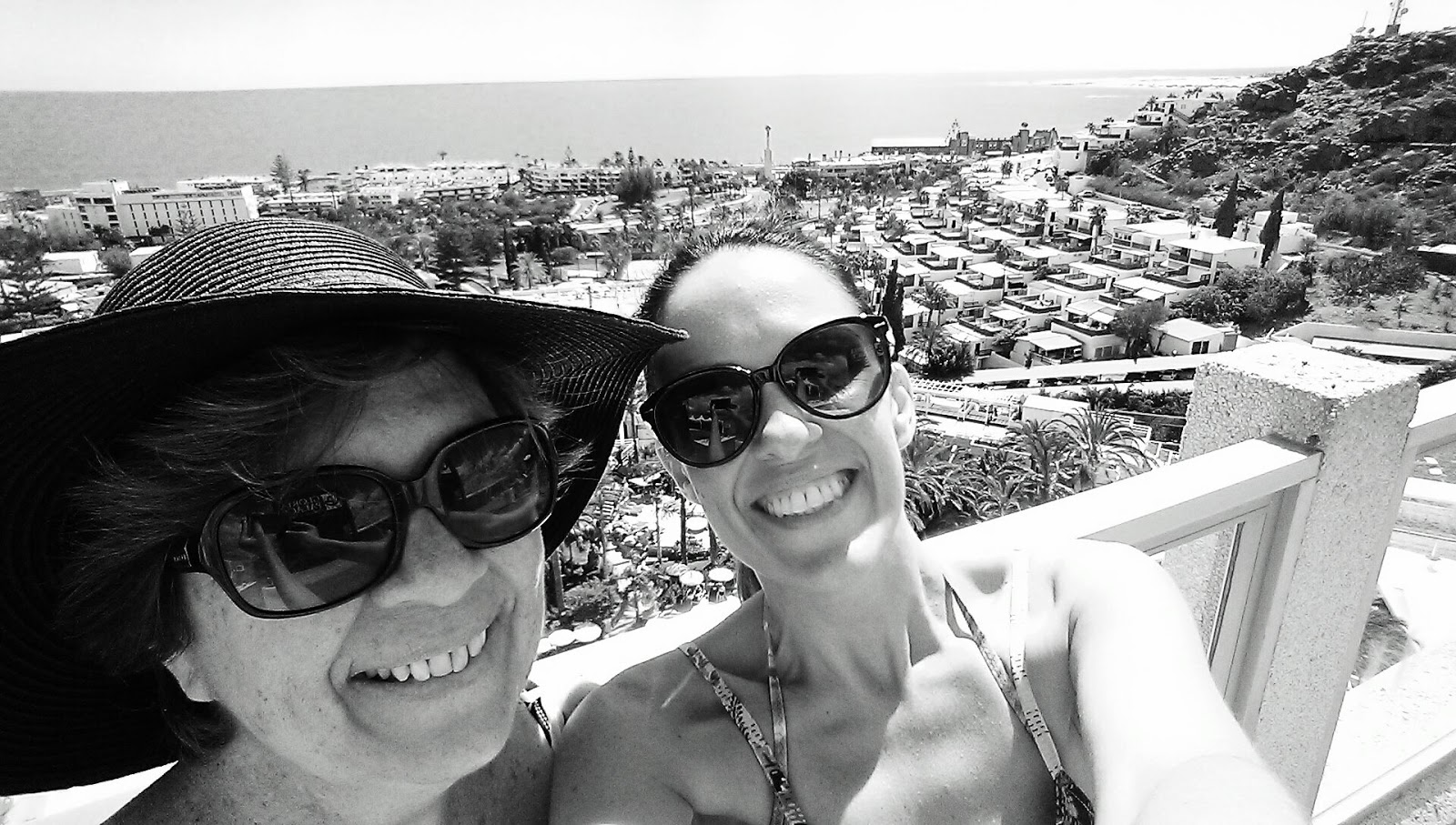 Mi MAMI y yo