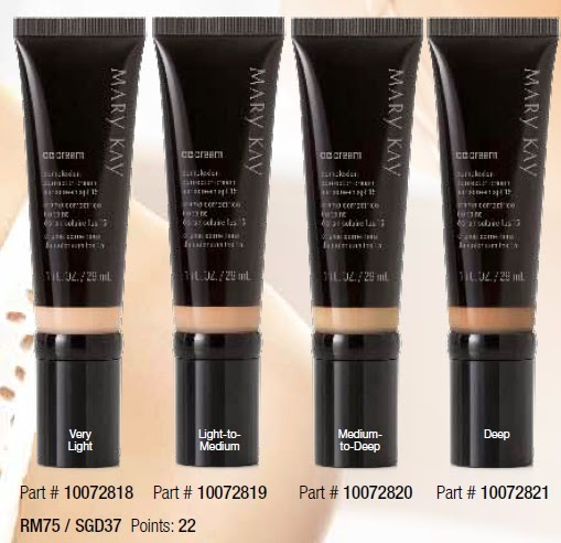 MaryKay CC Cream with spf15