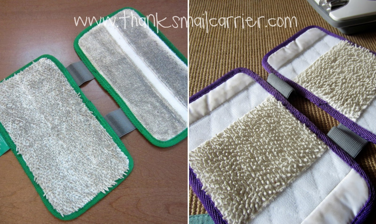 reusable floor cleaner pads