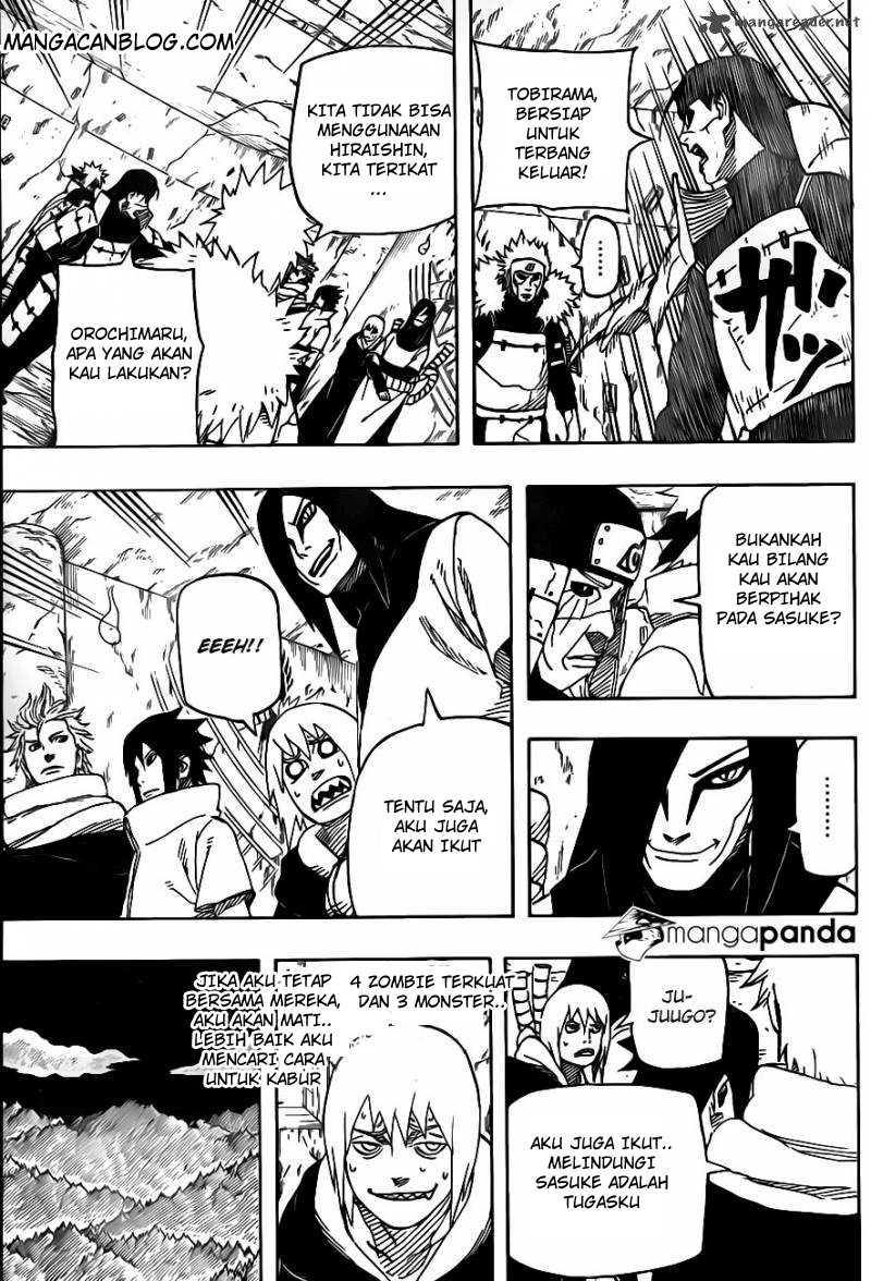 Komik naruto 627 - Jawaban Sasuke 628 Indonesia naruto 627 - Jawaban Sasuke Terbaru 9|Baca Manga Komik Indonesia|Mangacan