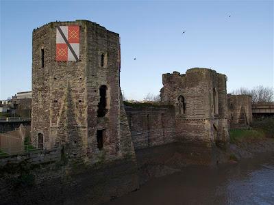 Castillo de Newport (Gales)