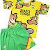 JEF United divulga camisas comerativas com seu mascote