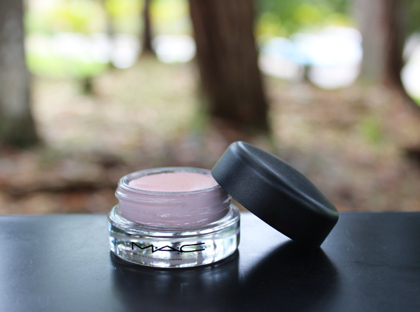 mac let's skate paint pot makeup look blog