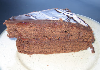 Tarta Sacher, receta