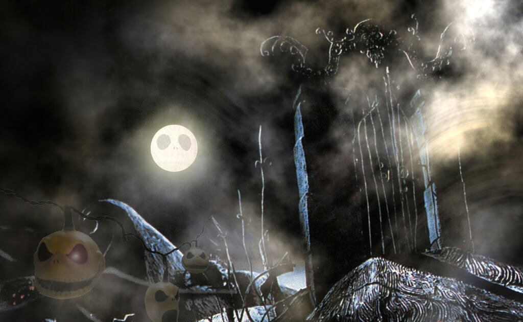 Nightmare Before Christmas Live Wallpaper Android