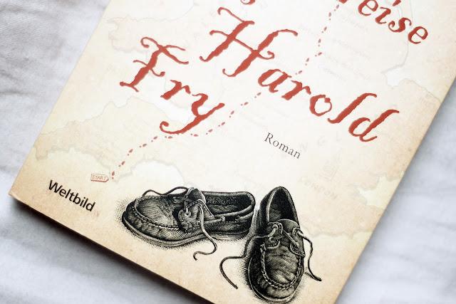 Pilgerreise Segelschuhe Harold Fry Rezension Rachel Joyce