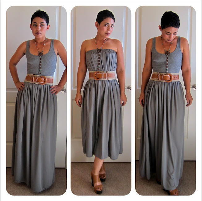 10 Great Summer DIY Maxi Dress &amp- Skirt Tutorials - The Crafted Sparrow