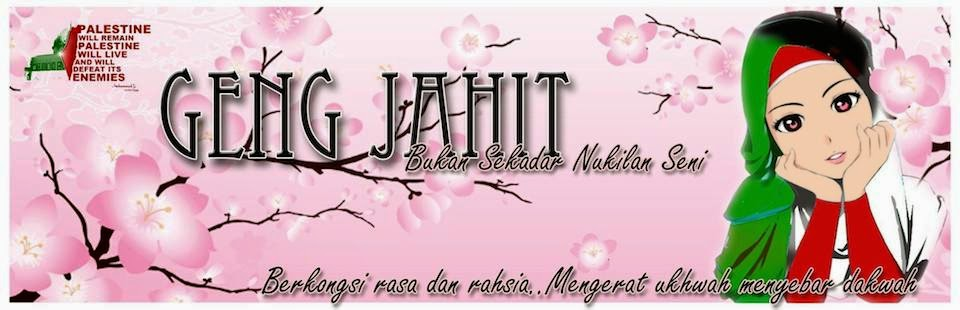 Geng Jahit Official