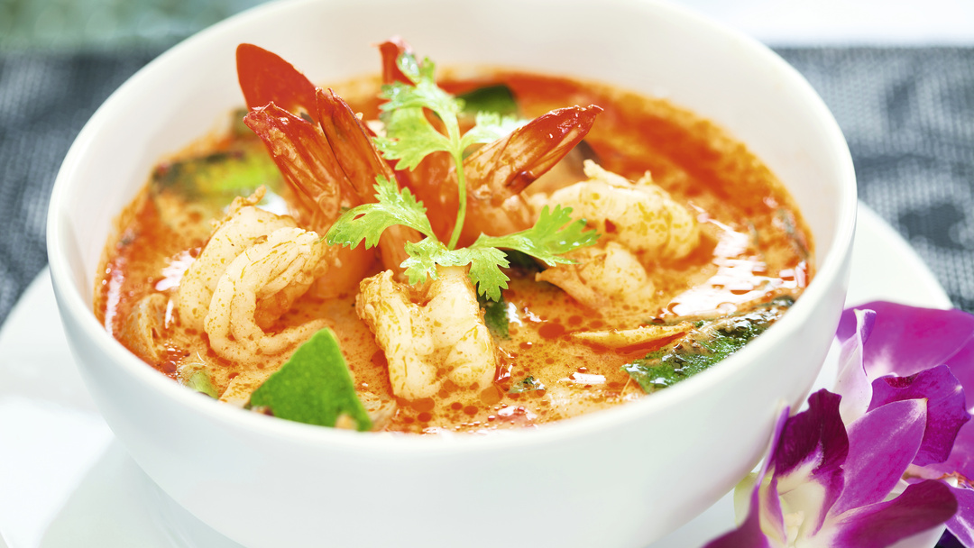 tom yum is probably the most famous of thai soups and is popular not ...