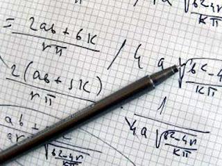 Contas: Matemática em Papel