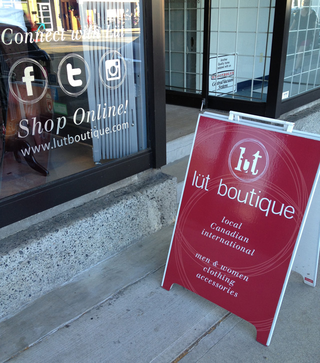 Vancouver fashion blog, vancouver fashion boutique, Lut Boutique in Vancouver