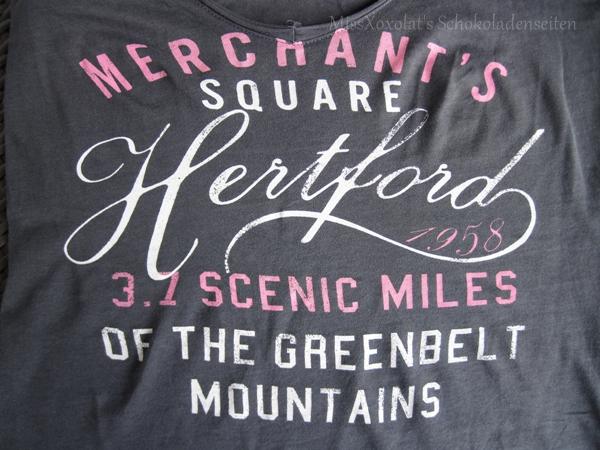 H&M Printshirt