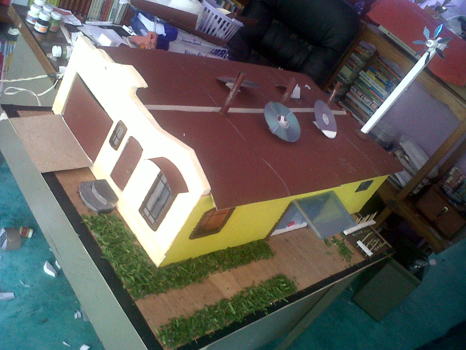 Equipo 3 casa ecologica - Materiales para construir una casa ...