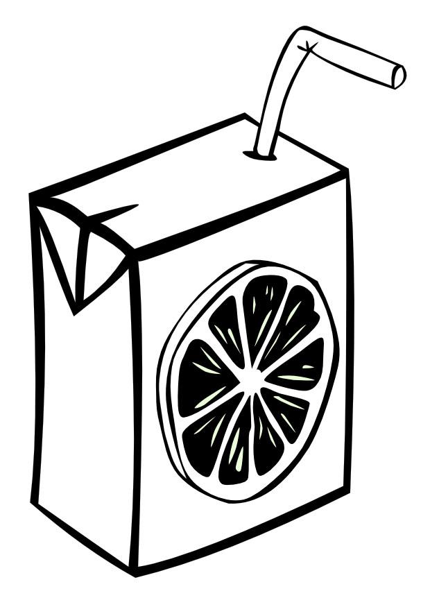 unique comics animation  box drink coloring pages