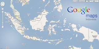 Tersesat di jalan gunakan Peta Google Maps