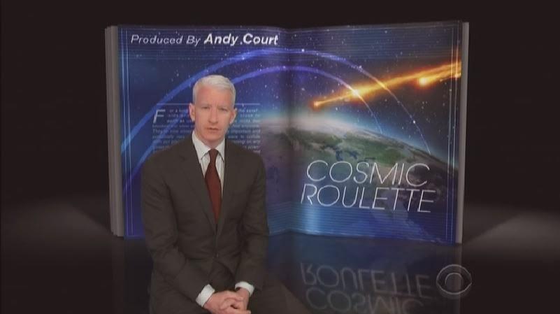Cbs 60 minutes cosmic roulette