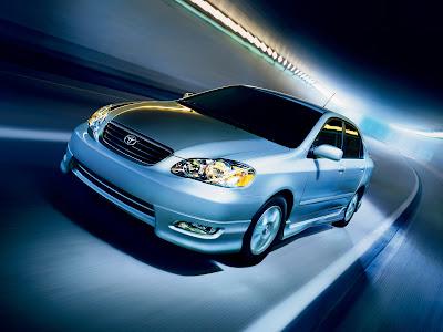 2011 Toyota Corolla Wallpaper