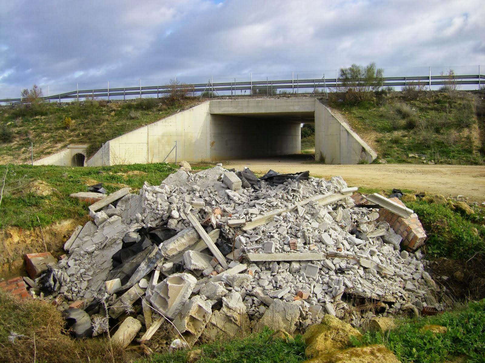 FOTO DENUNCIA: Estado de las vías pecuarias de Alcalá y el limbo de la responsabilidad política