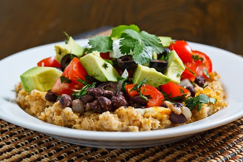 Oatmeal Burrito Bowl
