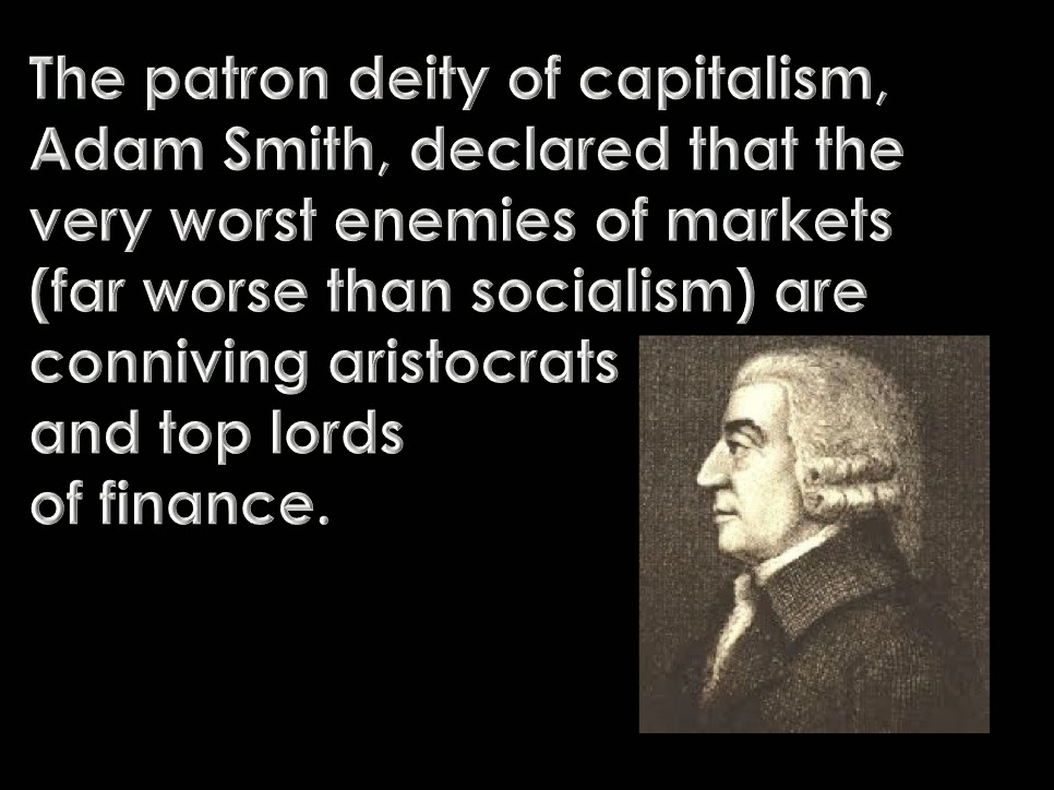 adam smith 5 Adam smith: managerial insights from the father of economics  5 the division  of labor allows individual workers to specialize in specific phases of the.