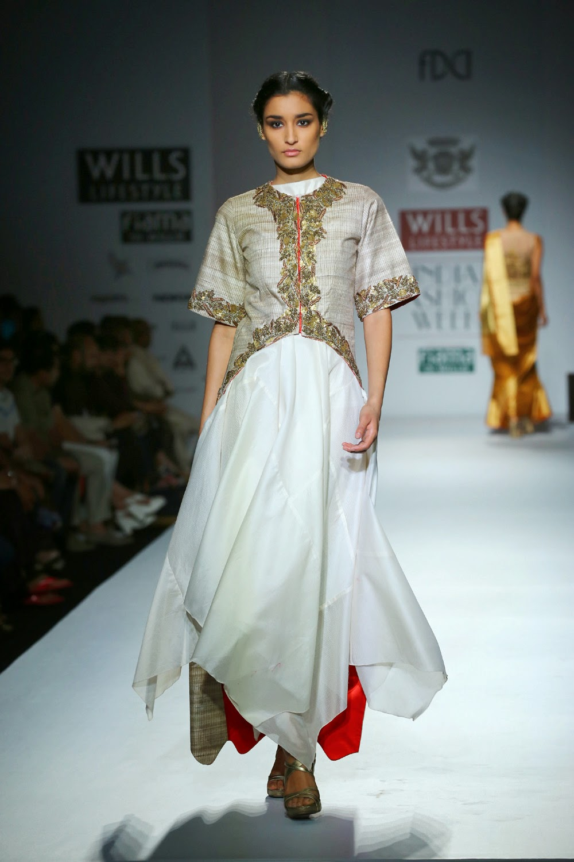 Samant Chauhan Show At Wills Lifestyle India Fashion Week