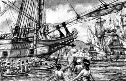 2 isi Perjanjian Saragosa antara Spanyol dan Portugis