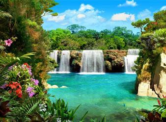 #25 Waterfall Wallpaper