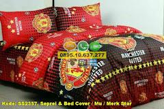 Harga Seprei & Bed Cover / Mu / Merk Star Jual
