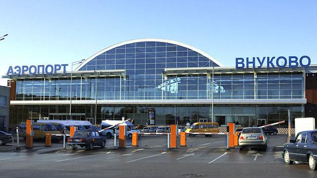 В аэропорту Внуково благополучно приземлился самолёт с разгерметизированной кабиной