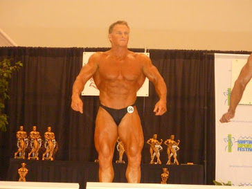 Shawn Rene's Dad! Natural Bodybuilding Champion & Gladiator Fit in 50's!