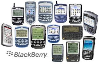 Harga HP Blackberry Oktober 2012