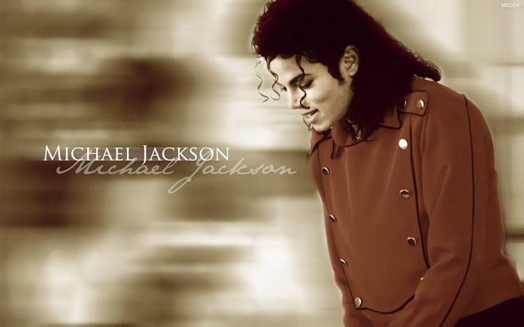 Michael Jackson cantou, o mundo esperava. dançaram Michael Jackson, o mundo sorriu. Michael Jackson