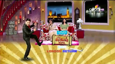 Comedy Nights With Kapil E157 HDTV Rip 480p 300mb