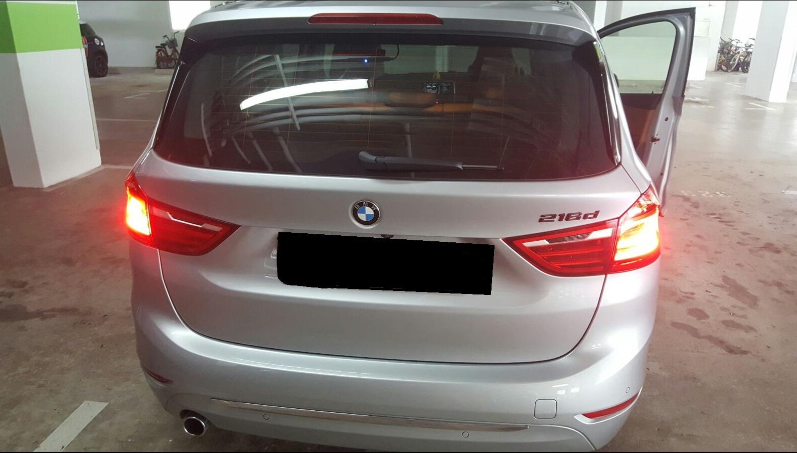 BMW Coding for F45, F46, F48 (Active Tourer / Gran Tourer / X1