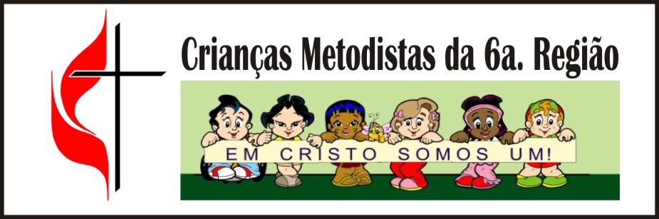 Crianças Metodistas da 6a. Região