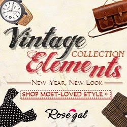 Shop vintage at ROSEGAL