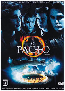  Baixar - O Pacto - DVDRip - AVI -  2013
