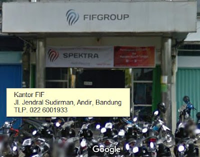 pembiayaan kredit motor FIF