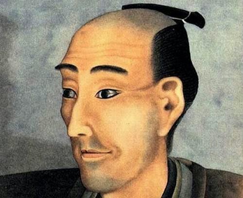 Как сделать причёску самурая